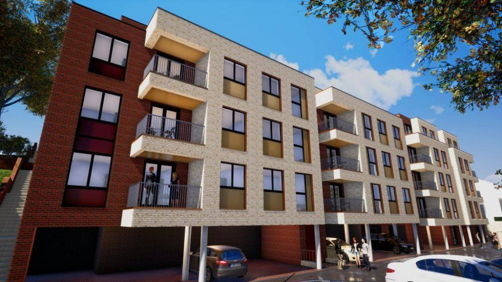 Bronzeoak House building contract awarded